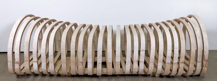 Sztuka użytkowa krzesło trumna Yeyang Liao