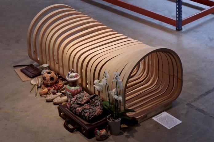 Sztuka użytkowa trumna Yeyang Liao
