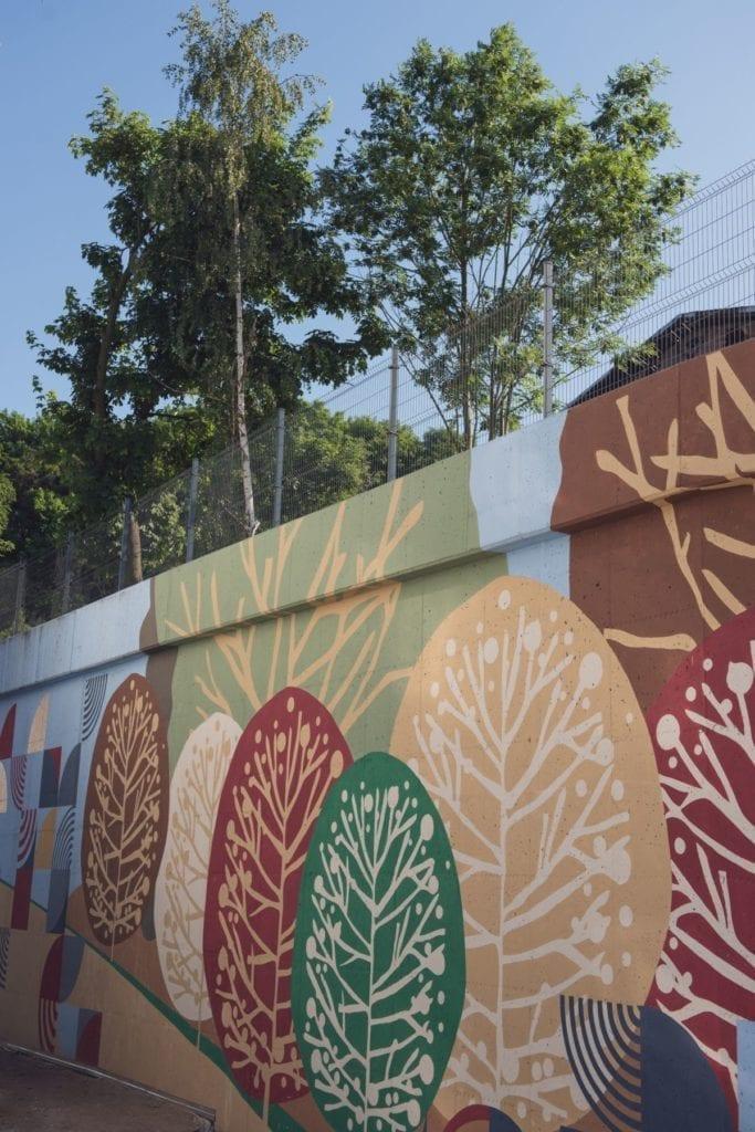 mural miejski