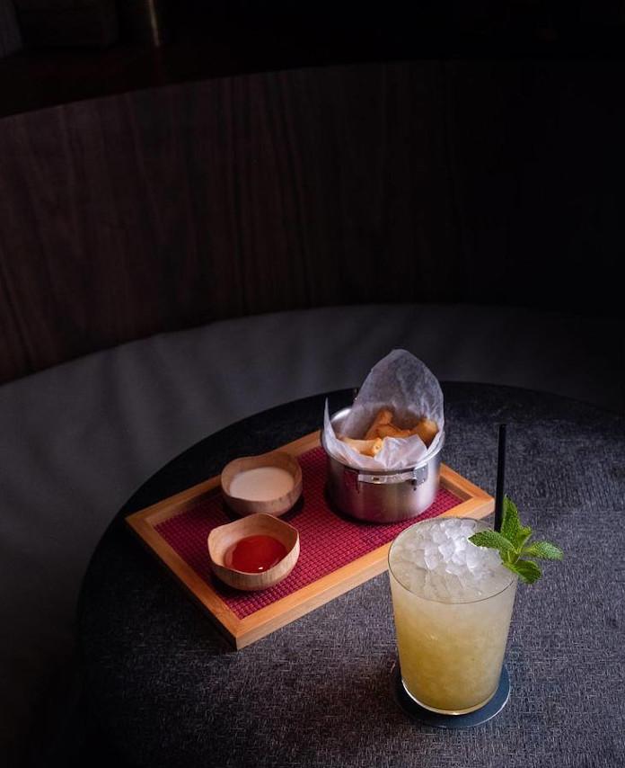 Aranżacja restauracji styl zen klimatyczna jedzenie inspiracje