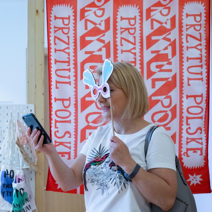 Przytul polskę inteaktywne zabawy okulary