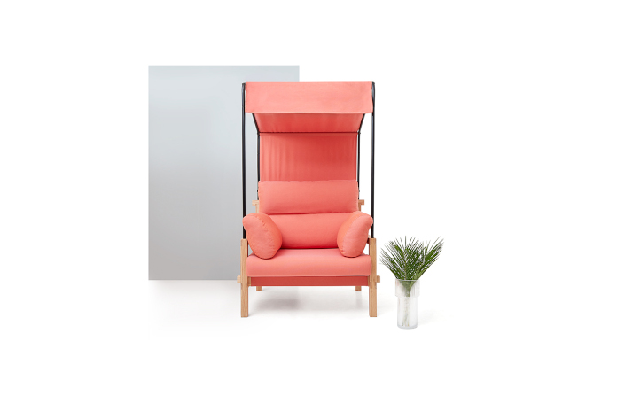 Dolux-M Nikodem Szpuna kolekcja MALU ławka fotel krzesło projektanci polscy