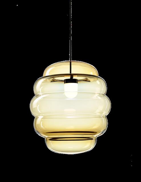 Blimp Bomma lampa w kształcie ula