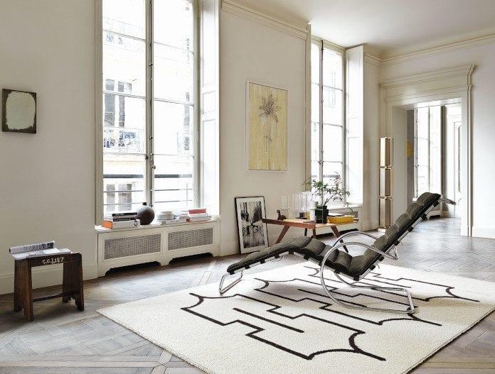 jak odróżnić podróbkę od oryginału bauhaus dywan krzesło fotel jasne wnętrze