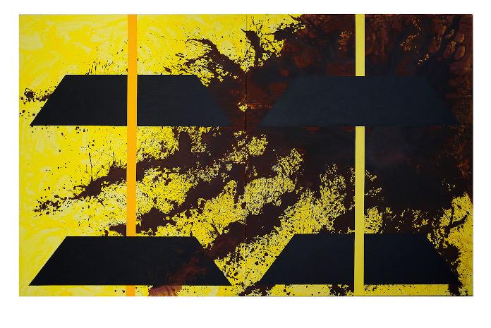 """Kacper Dudek """"Pierwotne intuicje"""" ilustracja obraz sztuka"""