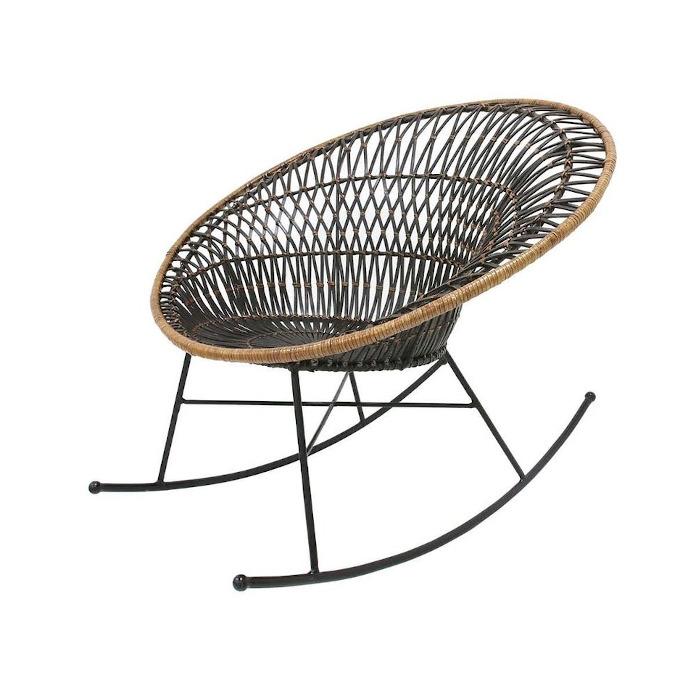 Krzesło plecione metamorfozy wnętrz 9design