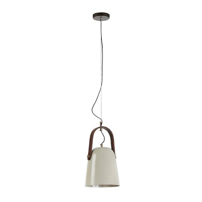 Lampa wisząca kolor sezonu inspiracje beż