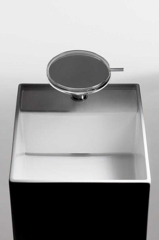 umywalka oszczędzająca wodę zintegrowany system inteligentny