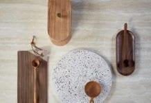 Lastryko drewno dodatki do wnętrz