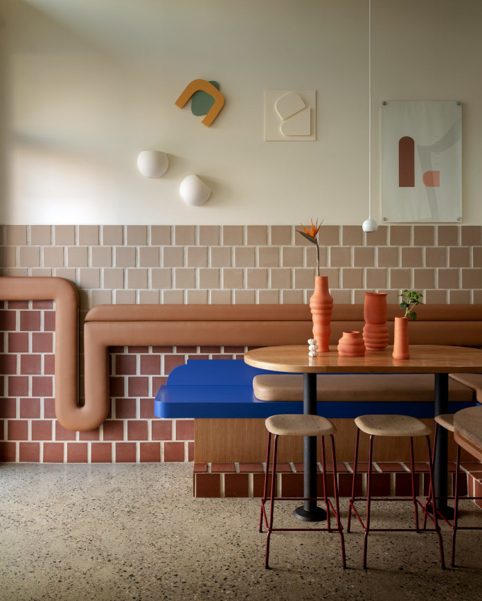 terakota strół przesła siedziska inspiracje