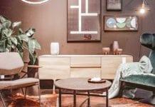 Warsaw Home Noti 2018 fotel stolik kawowy komoda