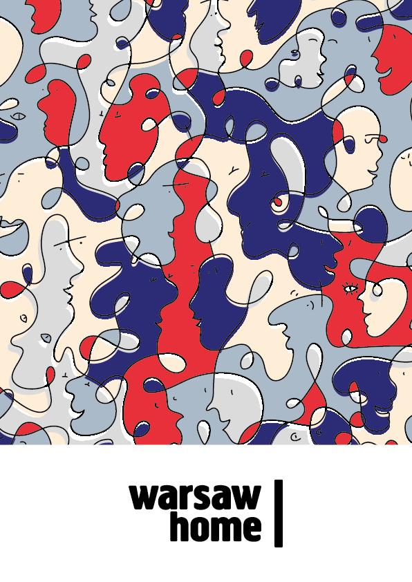 grafika tomek kuczma warsaw home 2019