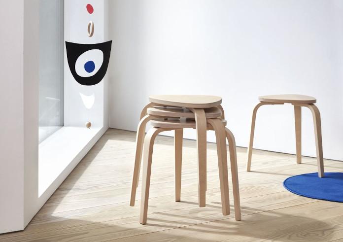 stołek kolekcje ikea dywanik krzeslo taburet inspiracje skandynawski styl
