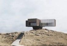 Autor Widmo dom beton inspiracje nowoczesny