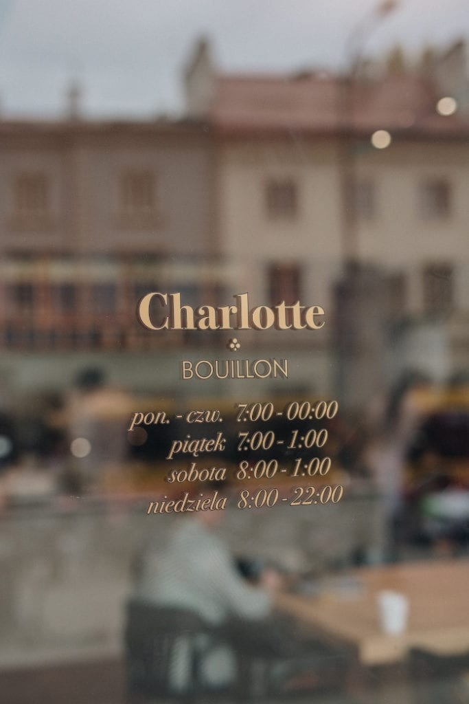 Charlotte Bouillon godziny otwarcia