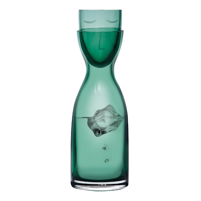 nude glass karafka inspiracje szkło