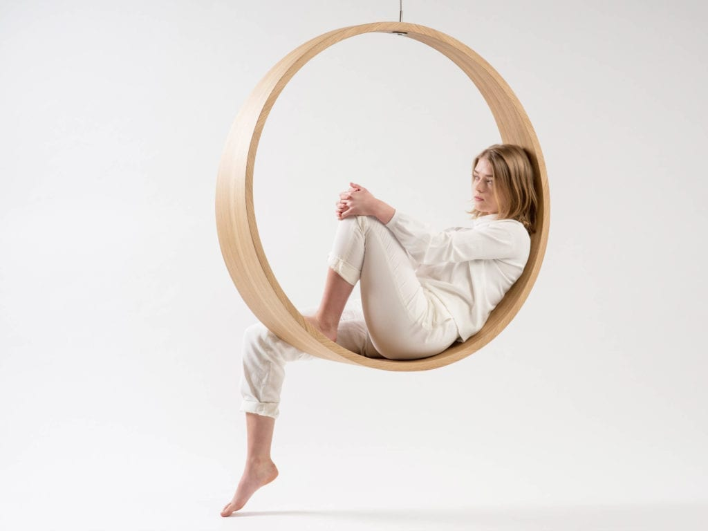 Ewa Mierzejewska Huśtawka Swing. Kosicka Design