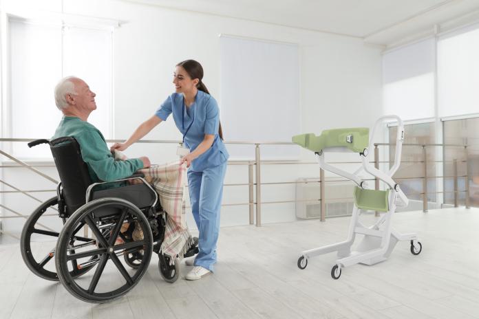 Dutch design week urządzenie dla osób niepełnosprawnych