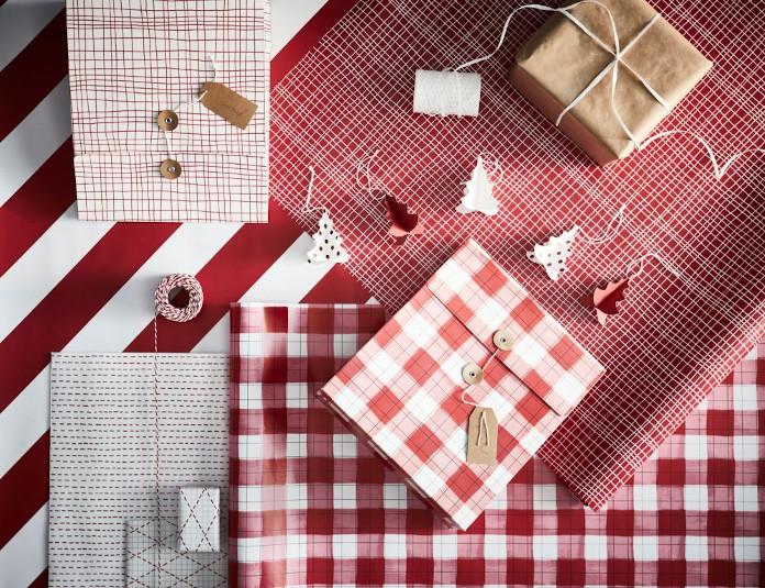 jak zapakować prezent świąteczne aranżacje