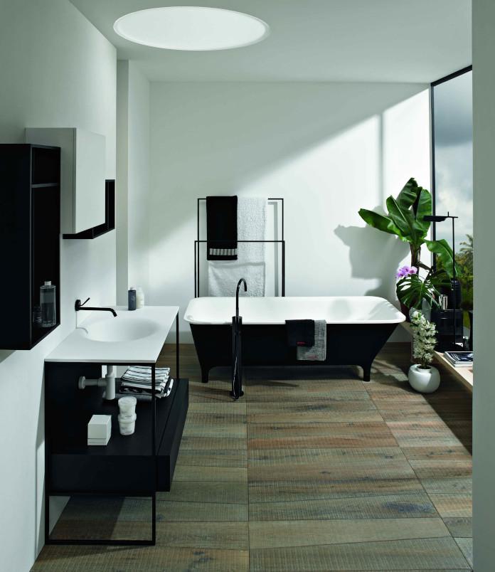 Zucchetti. Kos inspiracje bogate wnętrza łazienka