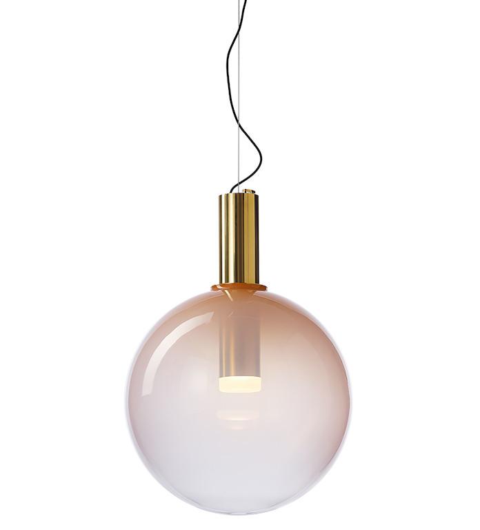 Lampa-wisząca-bomma-w-kolorze-coral-pink-pantone-2020