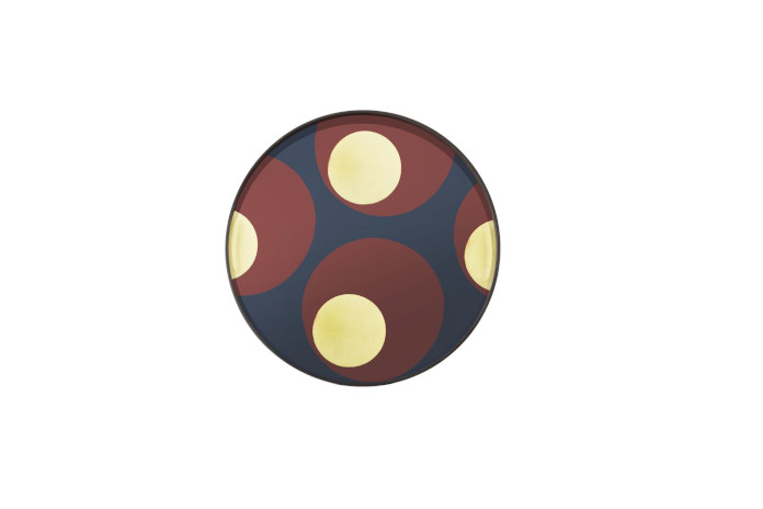 tace notre monde inspiracje wzór etniczny kułka cętki