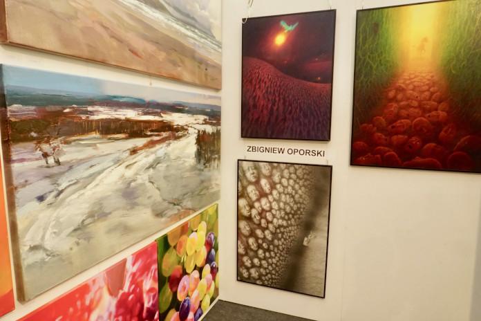 Targi-Sztuki-Dostępnej-2019-obrazy-na-wystawie-zbigniew-oporski-sztuka