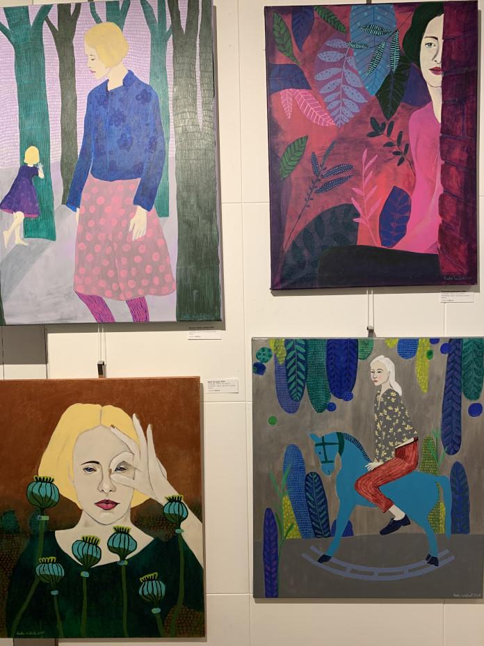 Targi-Sztuki-Dostępnej-2019-obrazy-na-wystawie-beata-walczak-sztuka