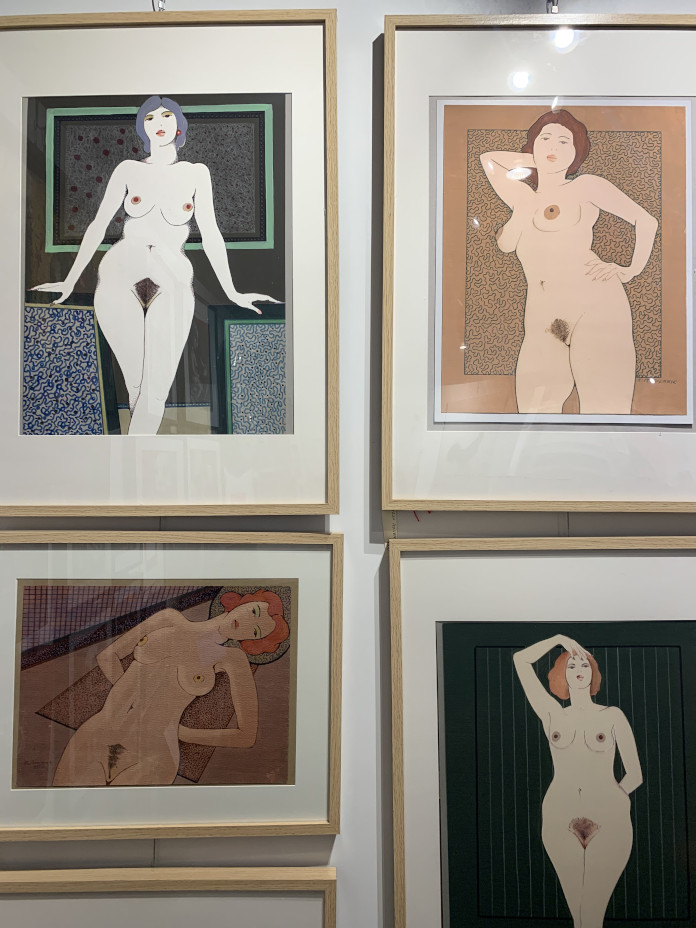 obrazy-na-wystawie-henryk-płóciennik-sztuka-nagość
