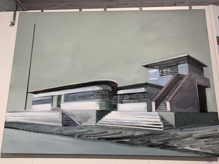 Targi-Sztuki-Dostępnej-2019-obraz-na-wystawie-maria-kisner-architektura-sztuka