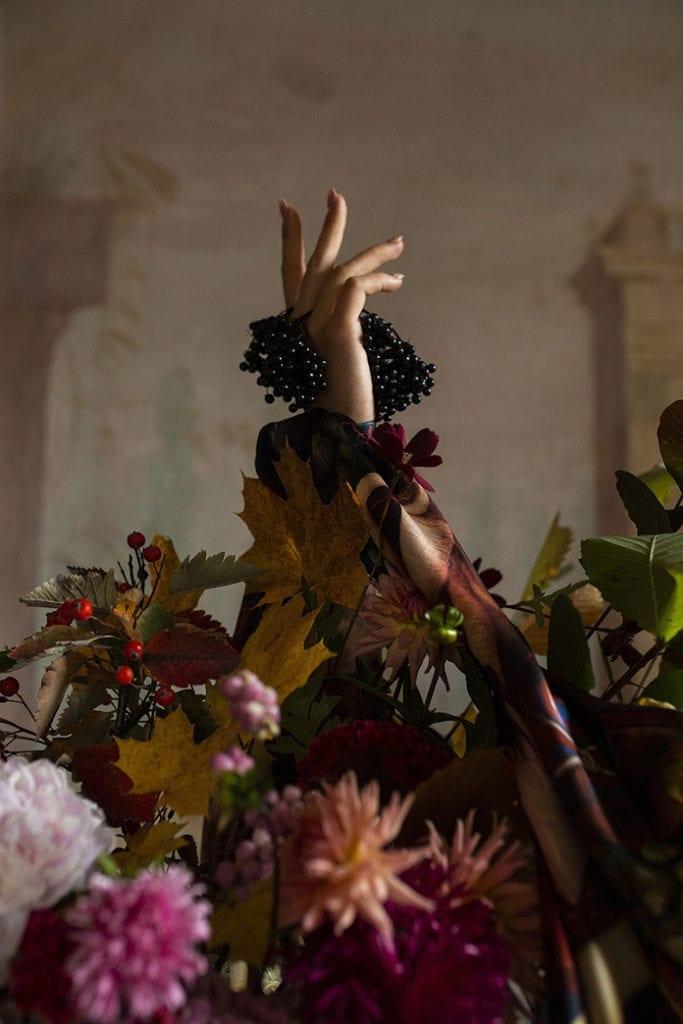 martwa natura inspiracje rośliny kwiaty