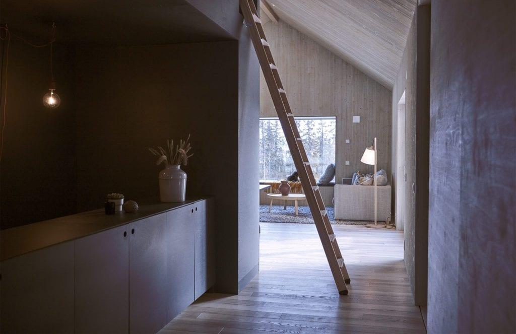 domek-w-lesie-szafki-minimalizm
