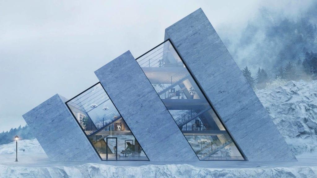 projekt-domu-w-kształcie-logo-adidas-inspiracje-wamhouse