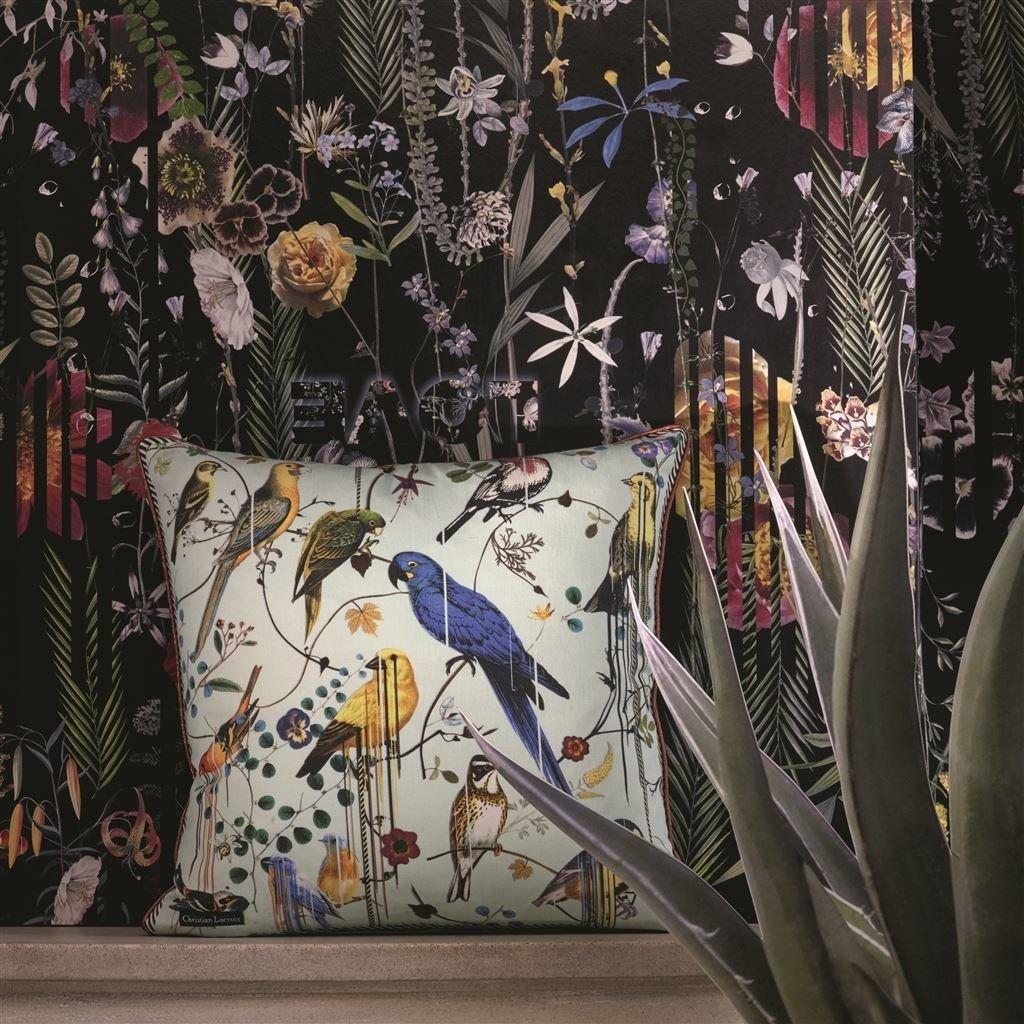 dekoracyjna-poduszka-z-nadrukiem-ptaszków-ekskluzywna