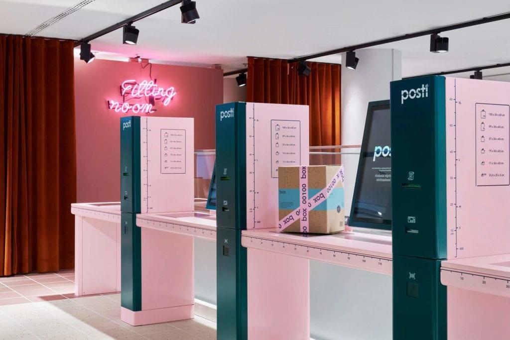 punkt0odbioru-zamówień-różowe-ściany-inspiracje