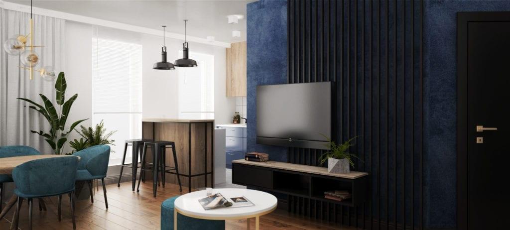 granatowe-mieszkanie-inspiracje-apartament-salon