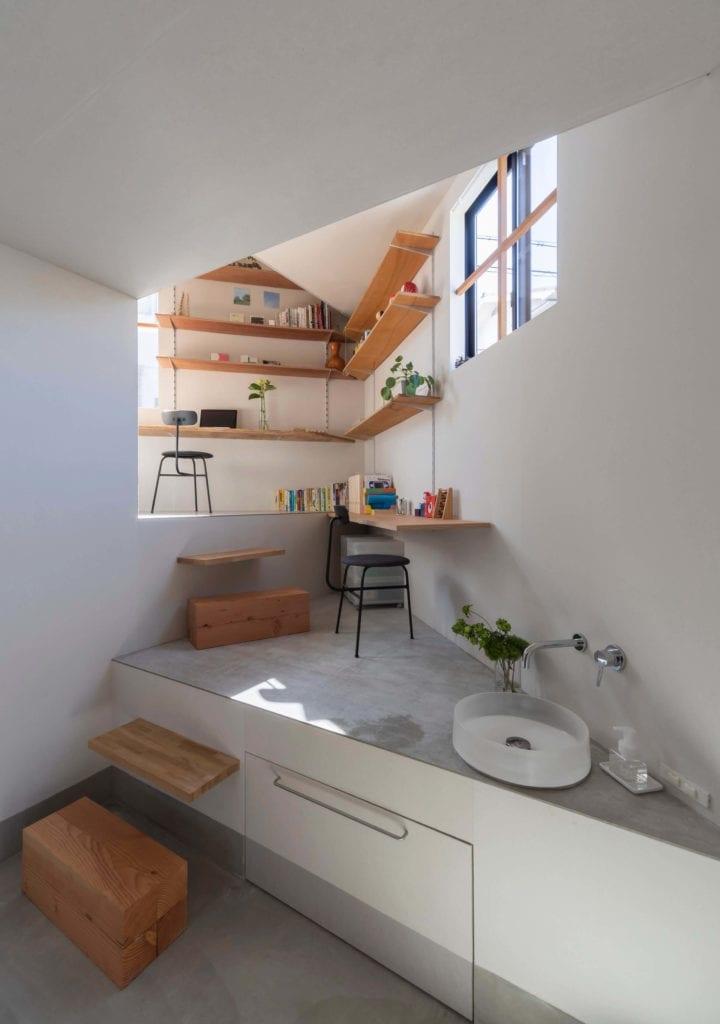 kuchnia-inspiracje-betonowa-posadzka-umywalka-nablatowa