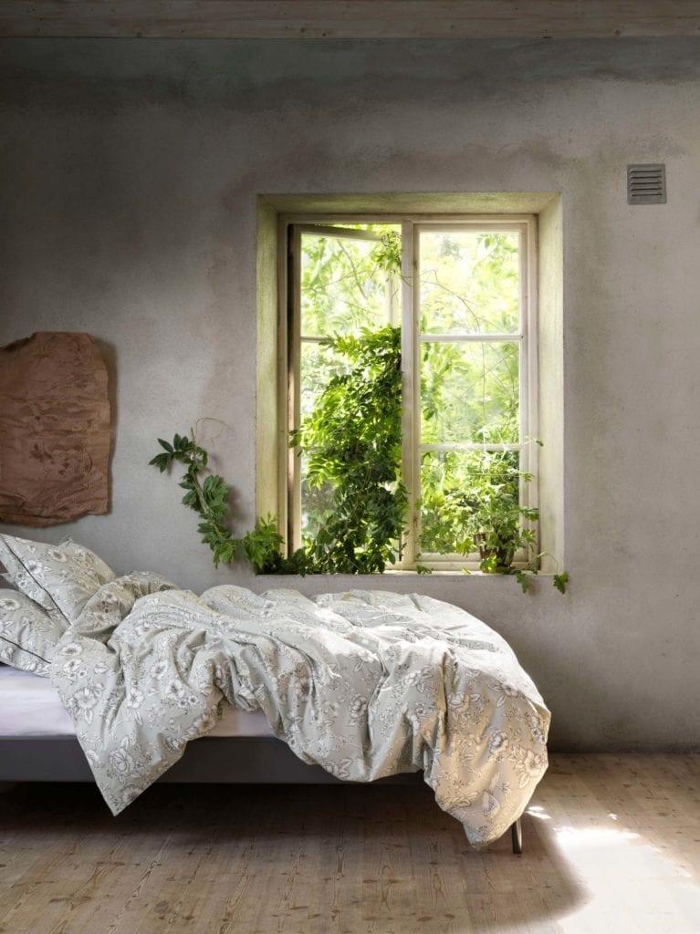 pośiel-ikea-wiosenne-dodatki-do-domu-inspirowane-naturą-ekologia