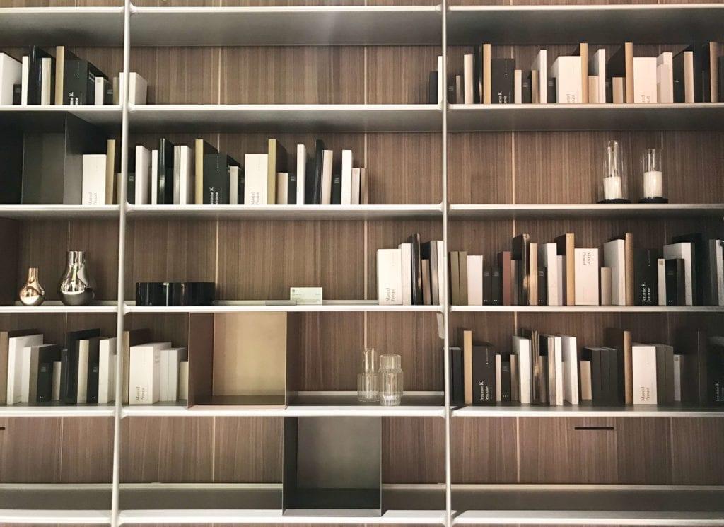 Rimadesio-regał-na-książki-meblościanka-inspiracje-moda-xx-wieku