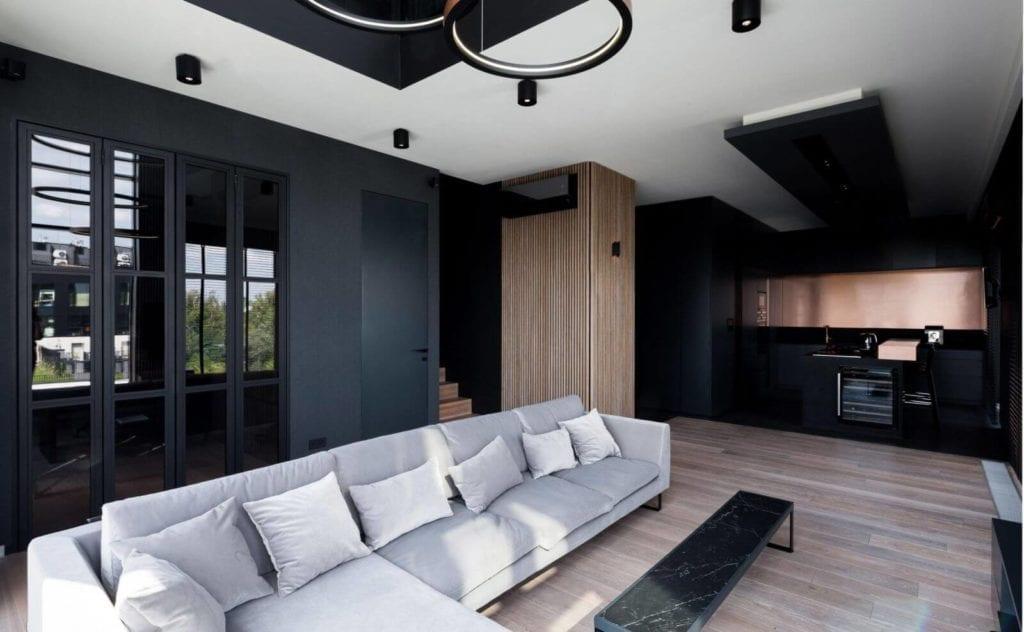 salon-wnętrze-roku-konkurs-dla-architektów-inspiracje-narożlin-drewniana podłoga