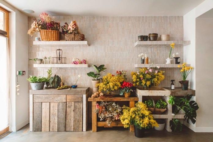 wnętrze-hotelu-inspiracje-kwiaty-rośliny