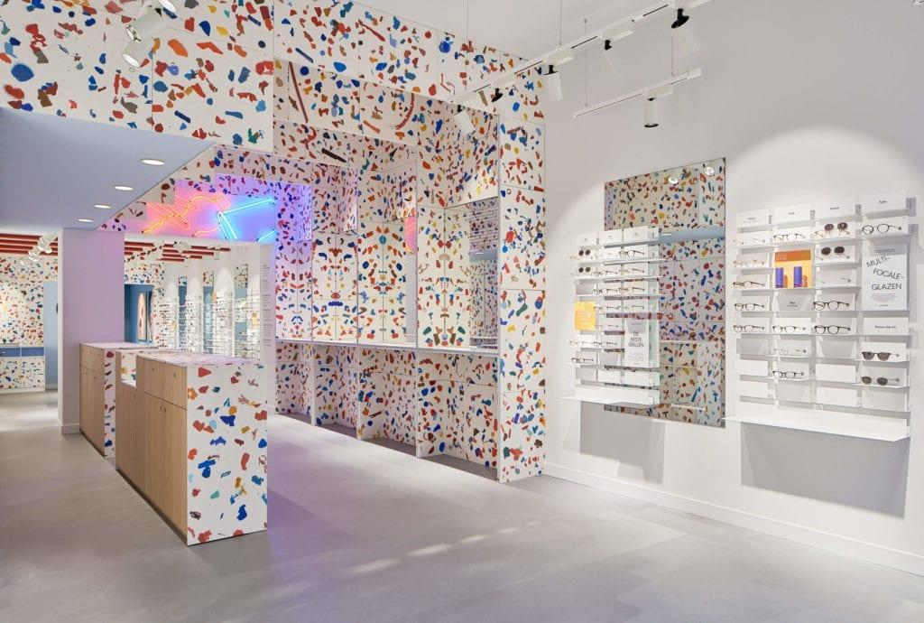 wnętrze-sklepu-z-paneli-lastryko-plastik-recykling-eko-design