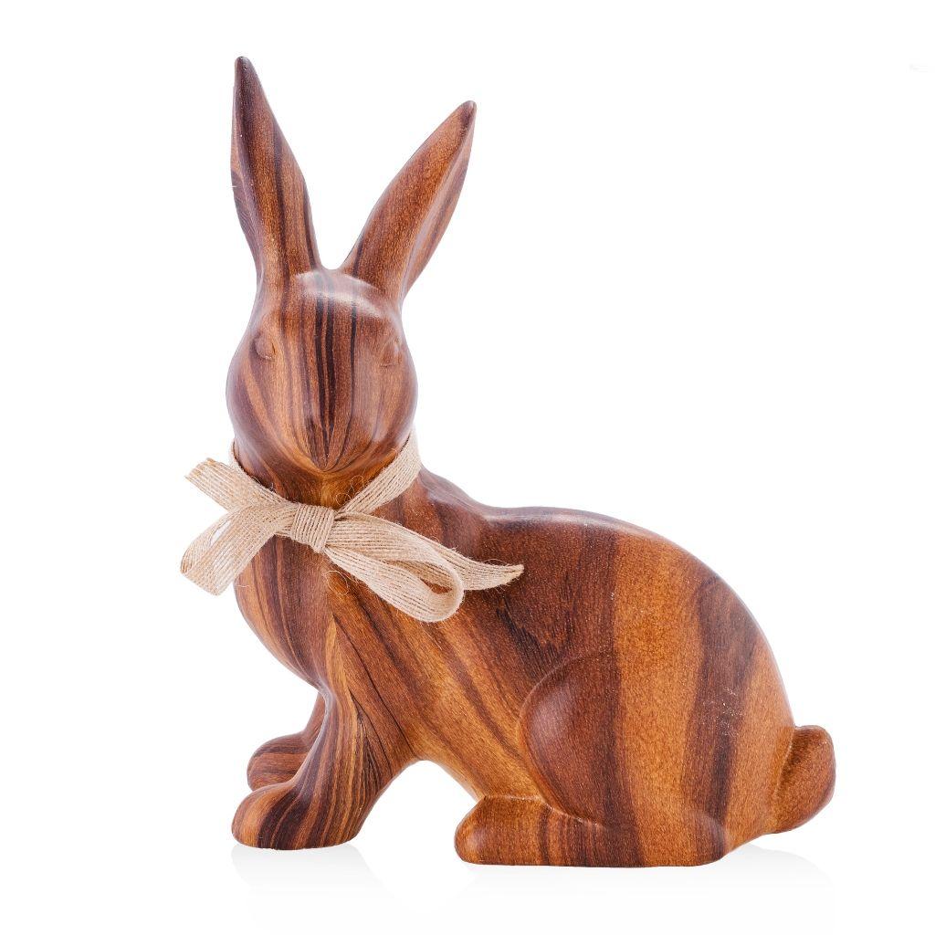 drewaniana-figurka-królika-wielkanocne-inspiracje