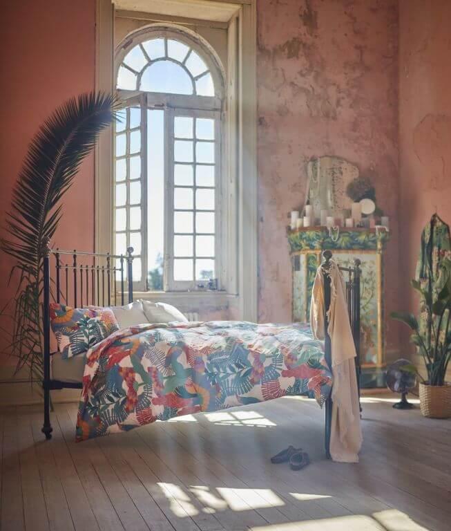 kolorowa-pościel-ikea-domowe-inspiracje