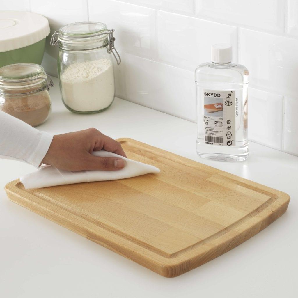 drewniana-deska-inspiracje-olej-dla-drewna-ikea-jak-dbać-o-środowsko