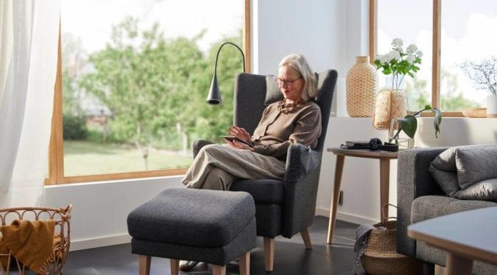 OMTÄNKSAMikea-inspiracje-fotel