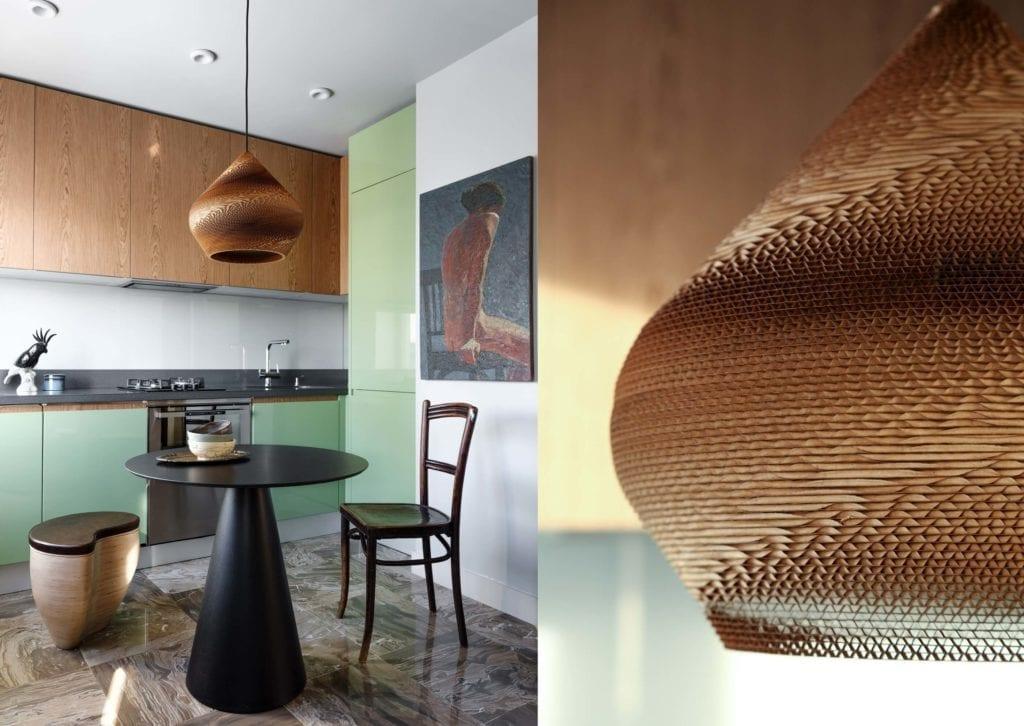 kuchnia-inspiracje-jadalnia-stół-krzesło