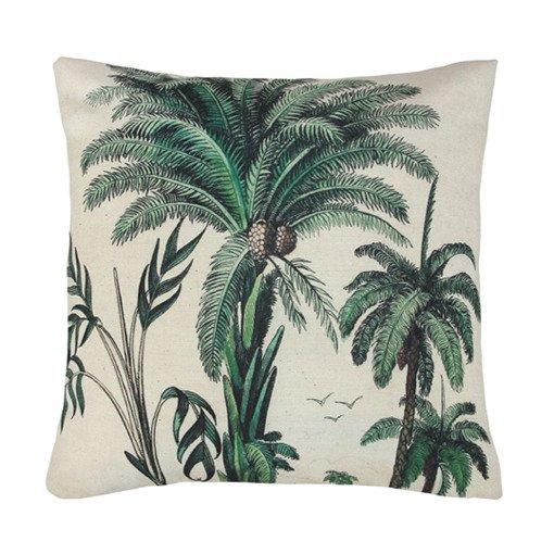 pomysły-na-wnętrza-poduszka-z-palmą