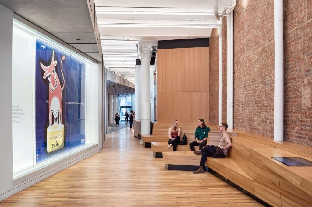 cegła-inspiracje-wnętrze-muzeum
