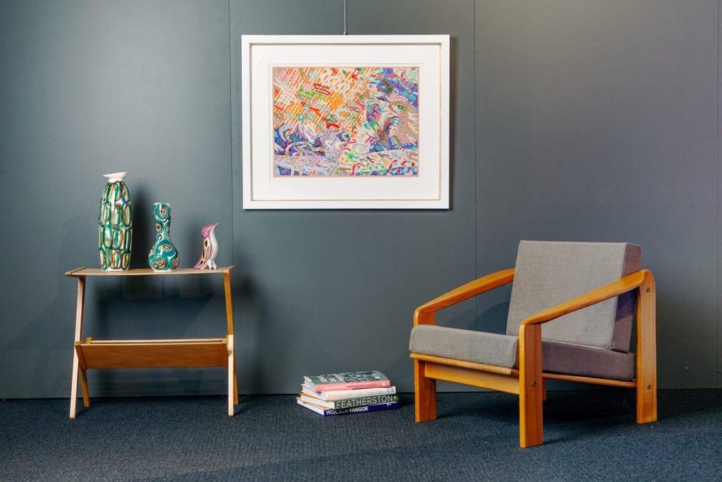 Targi-Sztuki-Dostępnej-2020-DESA-Modern-Jan-Dobkowsk-Australisjki-sen-inkografia